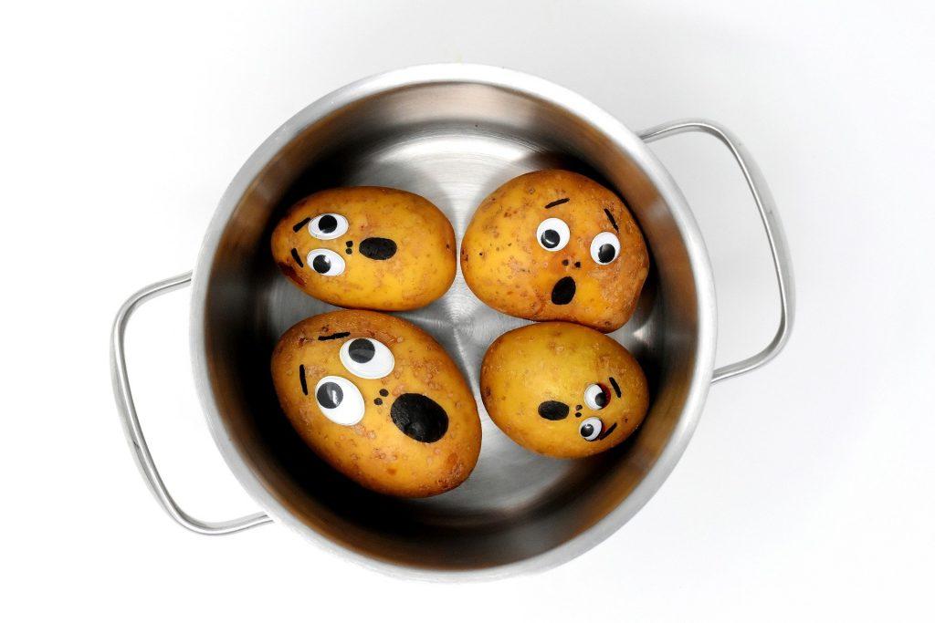 5 неща, които можете да почистите с картофи